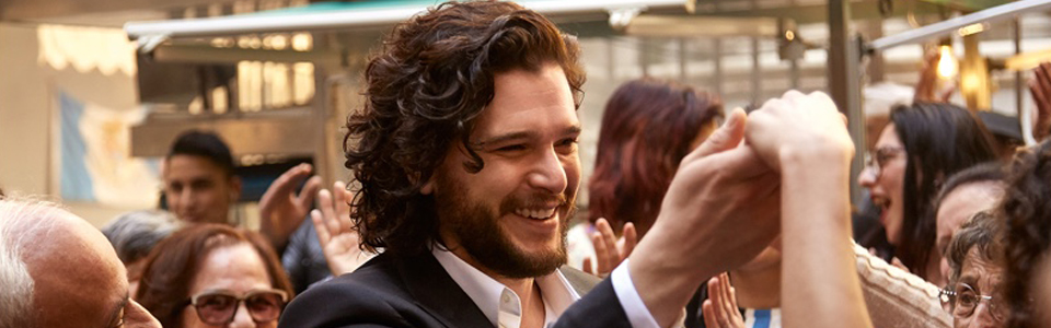 Moda Masculina :: Kit Harrington para Dolce & Gabbana